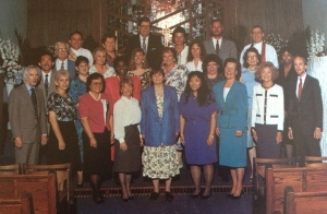 Faculty & Staff - 1993