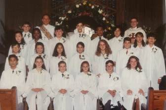 1993 Confirmation Class